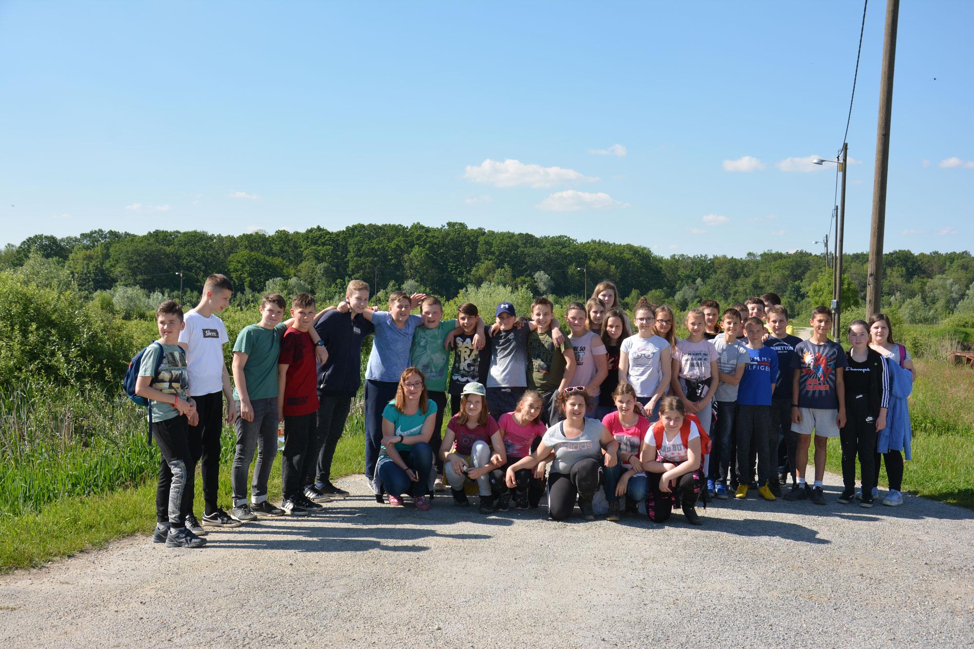 Posjet učenika Osnovne škole Čazma